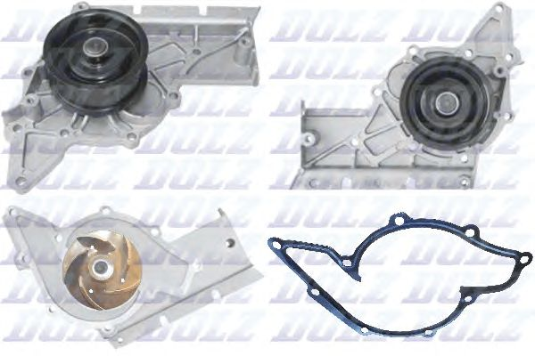 Купить запчасть DOLZ - A201