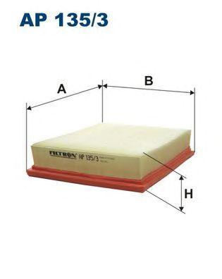Купить запчасть FILTRON - AP135/3 Воздушный фильтр