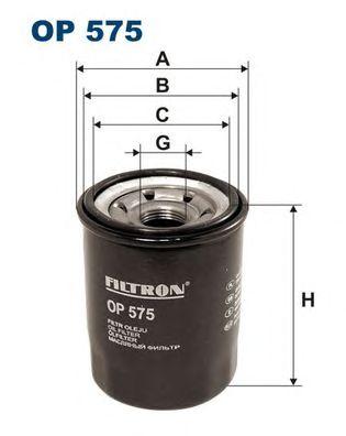 Купить запчасть FILTRON - OP575 Масляный фильтр