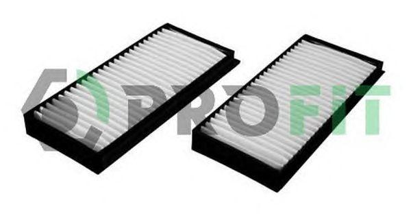 Купить запчасть PROFIT - 1521-2164 Фильтр, воздух во внутренном пространстве